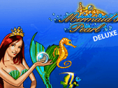 В казино Mermaid's Pearl Deluxe на деньги