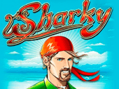 В казино игровой аппарат Sharky на деньги