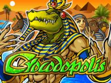 Автомат Крокодополис в казино на деньги
