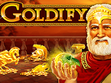 Платный автомат казино Обрати В Золото
